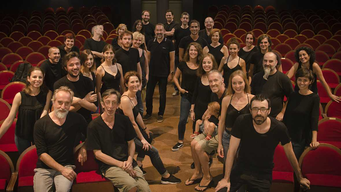 Las cuñas de RNE - Nos instalamos en El Pavón. Teatro Kamikaze - 01/10/16 - Escuchar ahora