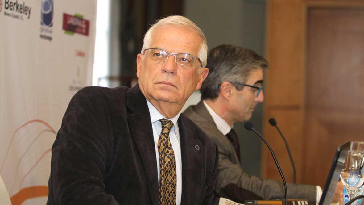 """Las mañanas de RNE - Josep Borrell teme un """"punto de no retorno"""" en el PSOE - Escuchar ahora"""