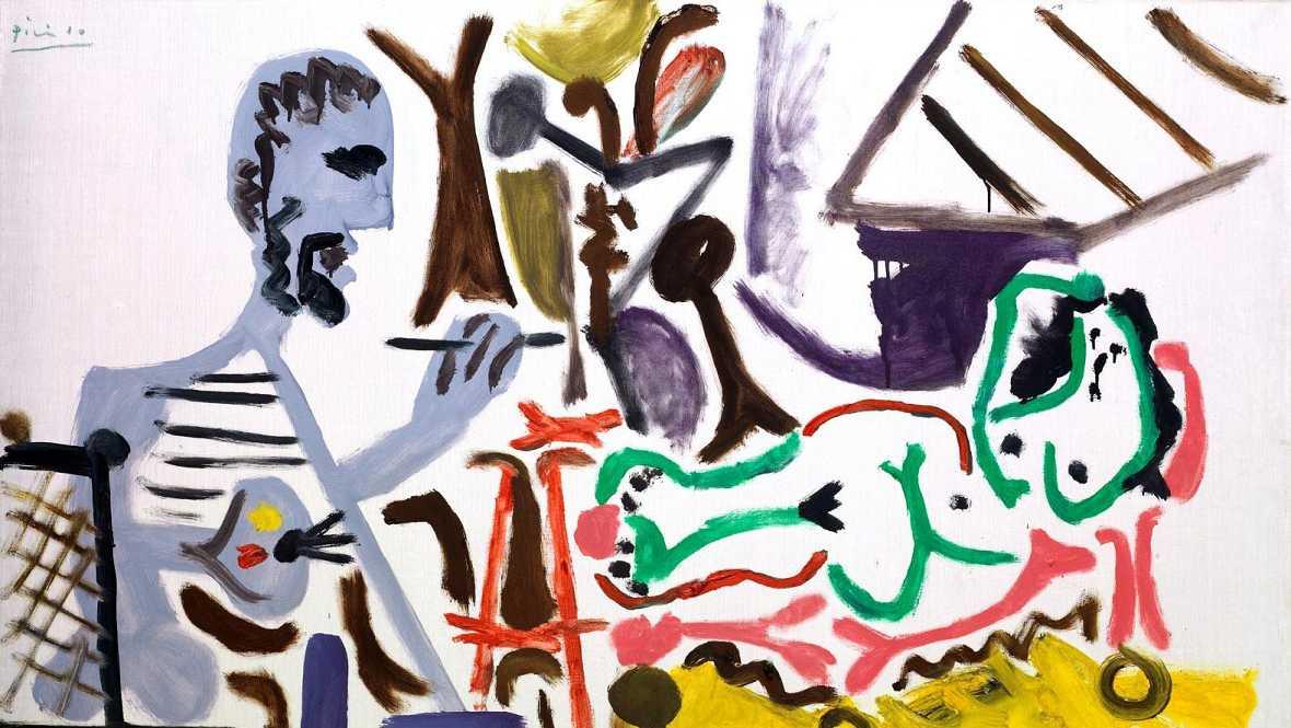 Reportajes Emisoras - Expo Picasso - 29/09/16 - Escuchar ahora