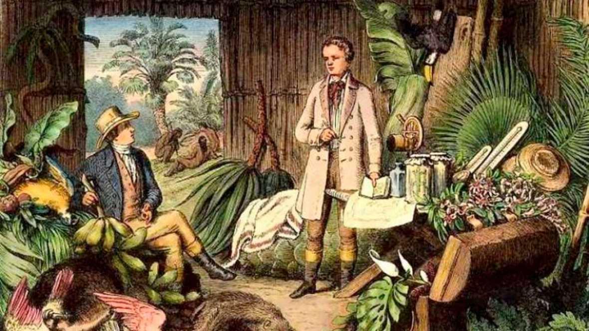Hoy empieza todo con Marta Echevarría - Barriupedia de Alexander von Humboldt - 29/09/16