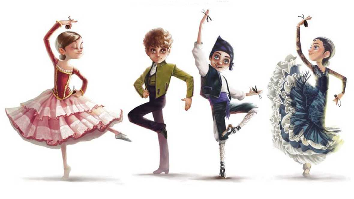 Marca España - 'Bailando un tesoro', descubriendo la danza española - 29/09/16 - escuchar ahora