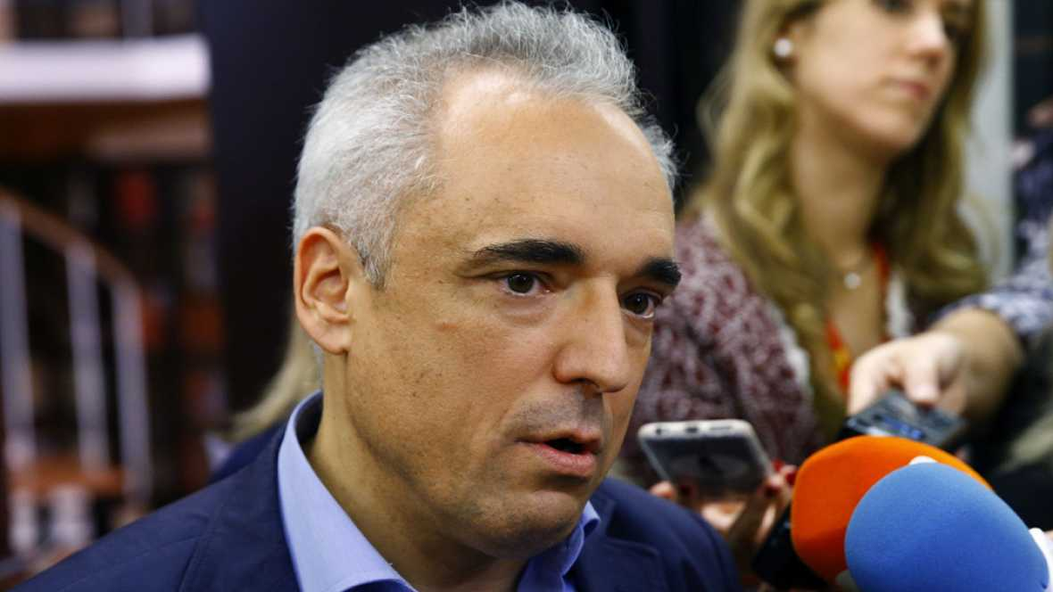 Las mañanas de RNE - Rafael Simancas defiende el adelanto del congreso del PSOE - Escuchar ahora
