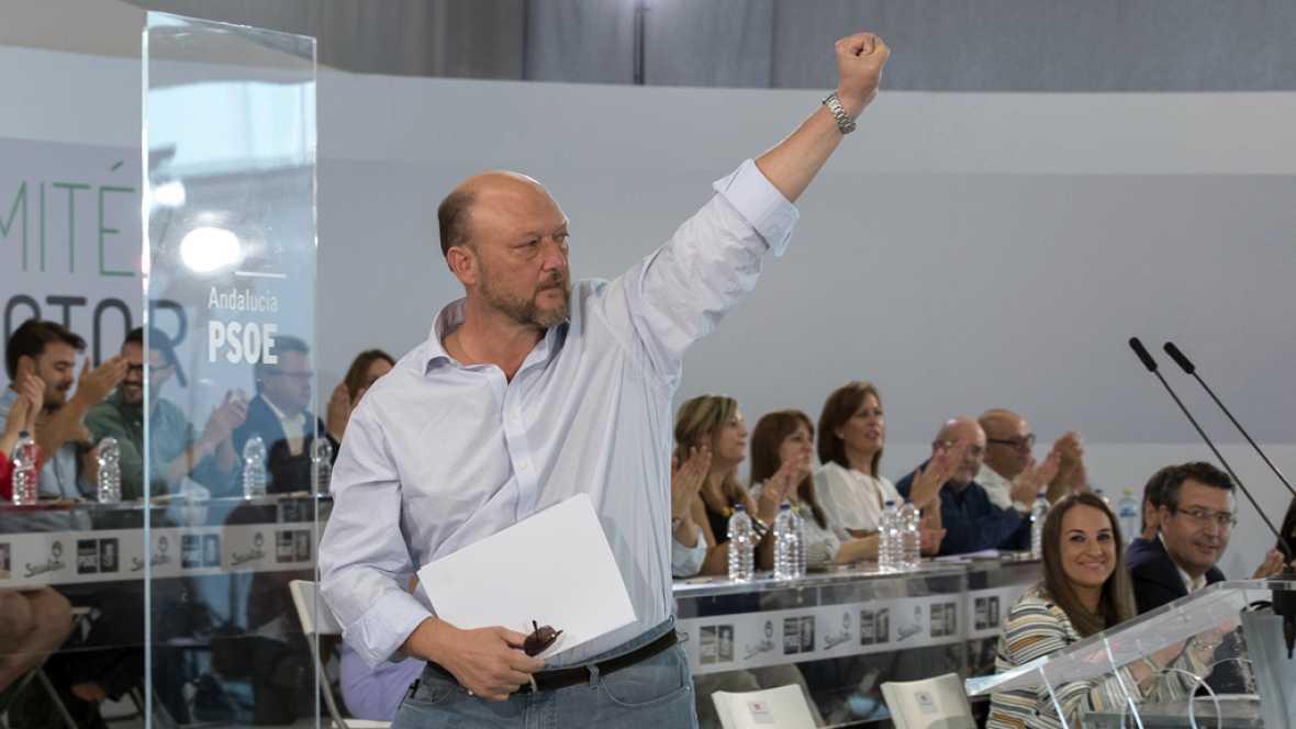 Las mañanas de RNE - Antonio Pradas cree no es momento de un congreso exprés en el PSOE - Escuchar ahora
