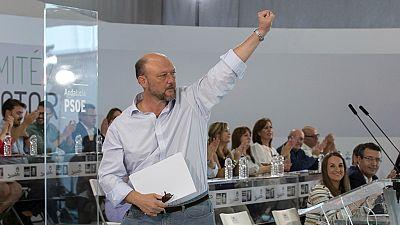 Las ma�anas de RNE - Antonio Pradas cree no es momento de un congreso expr�s en el PSOE - Escuchar ahora