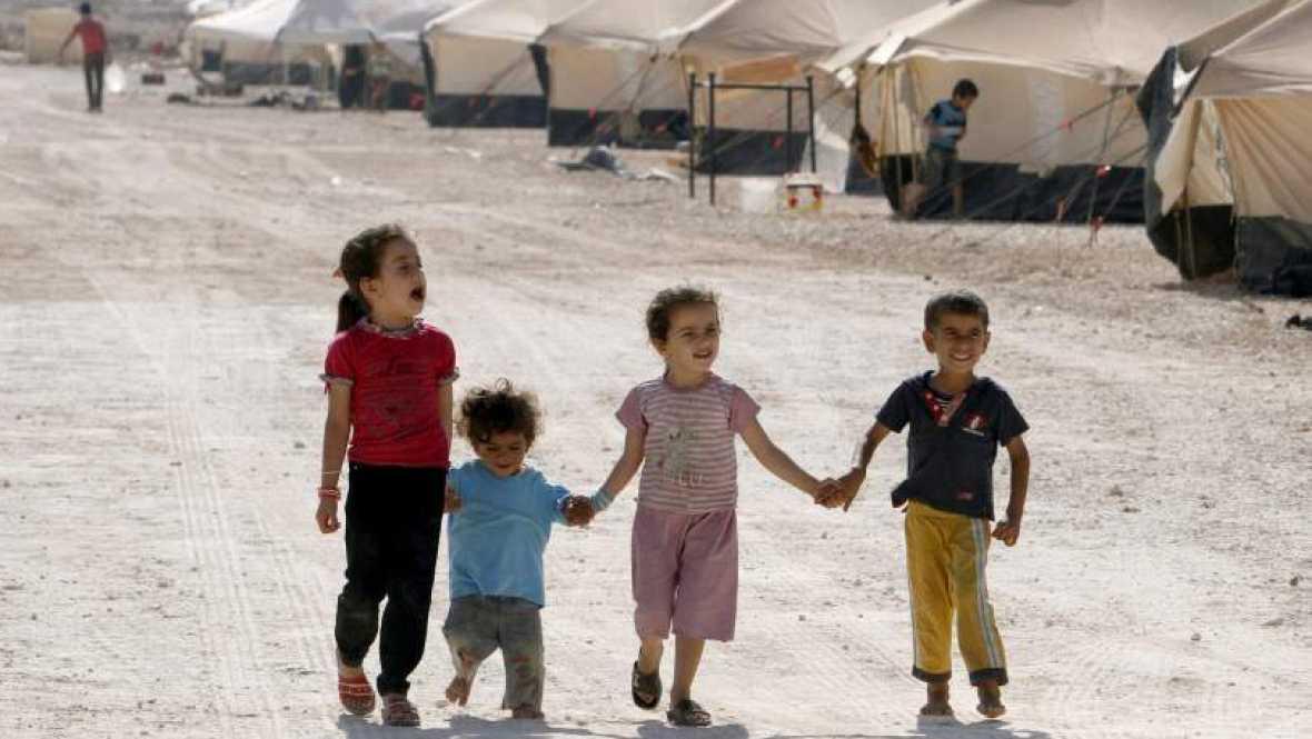Por la educación - Refugiados sirios sin escolarizar - 30/09/16 - Escuchar ahora