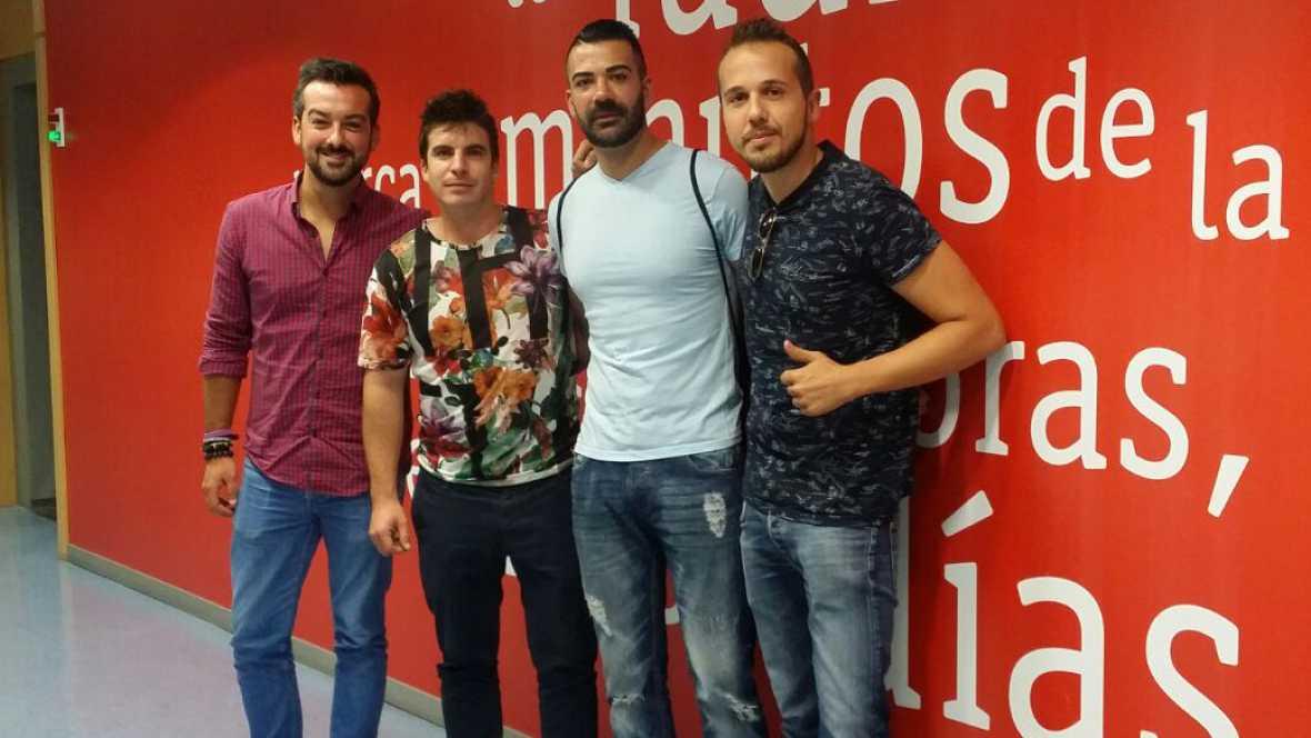 Punto de enlace - Blaya se hace hueco en el panorama de la música actual española - 30/09/16 - escuchar ahora