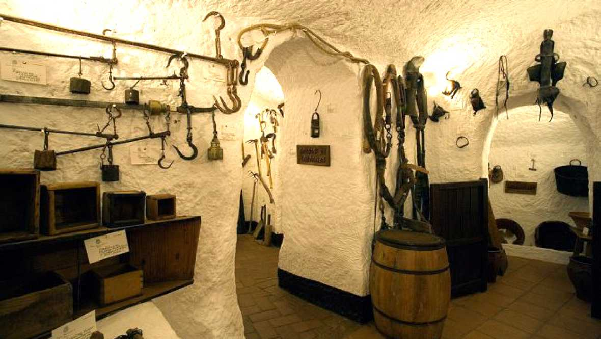 Marca España - Museo Guadix - escuchar ahora