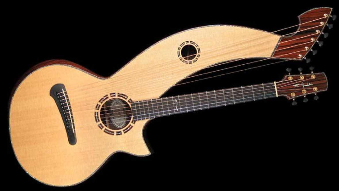 Dando la nota - Guitarra arpa - 01/10/16 - Escuchar ahora