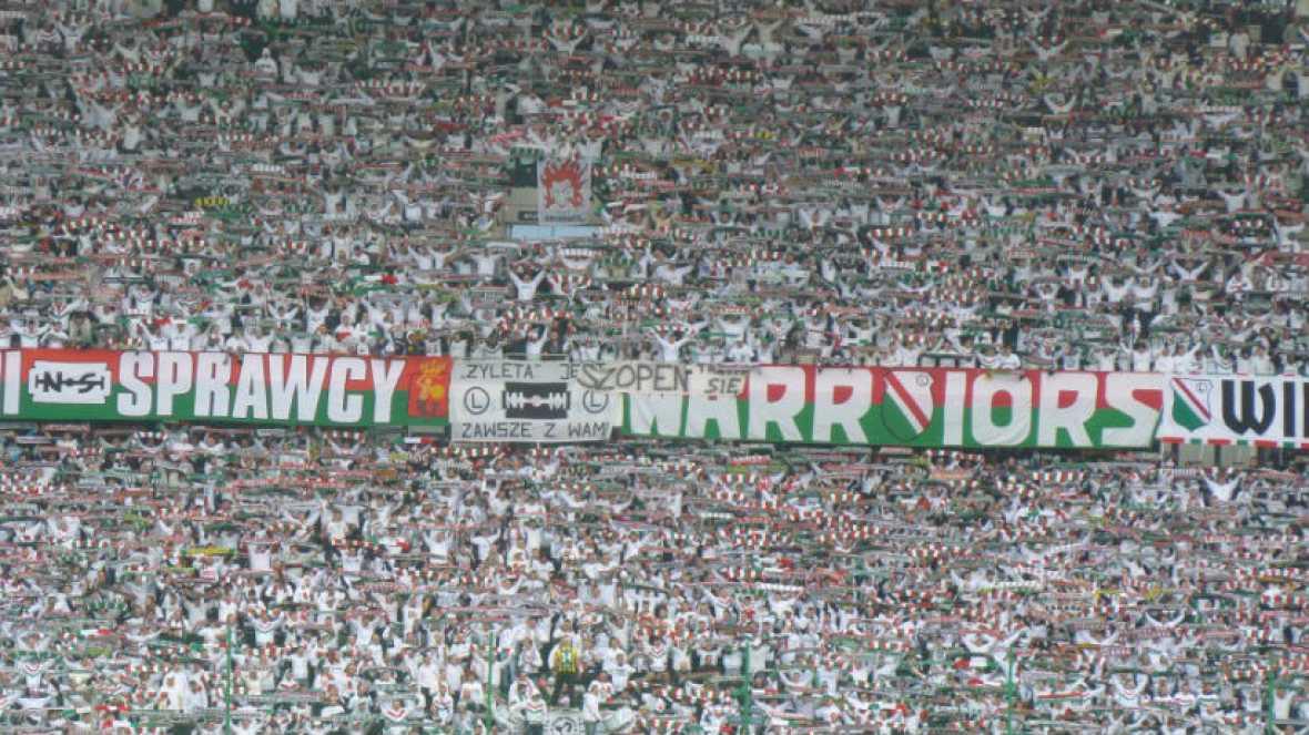 No juegues contra el deporte -  Legia de Varsovia - 01/10/16 - Escuchar ahora