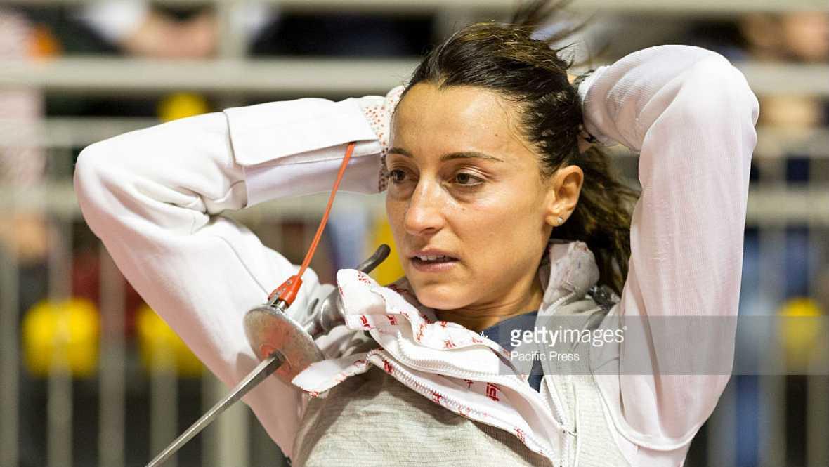 Sport vosotras - Elisa di Francisca - 02/10/16 - Escuchar ahora