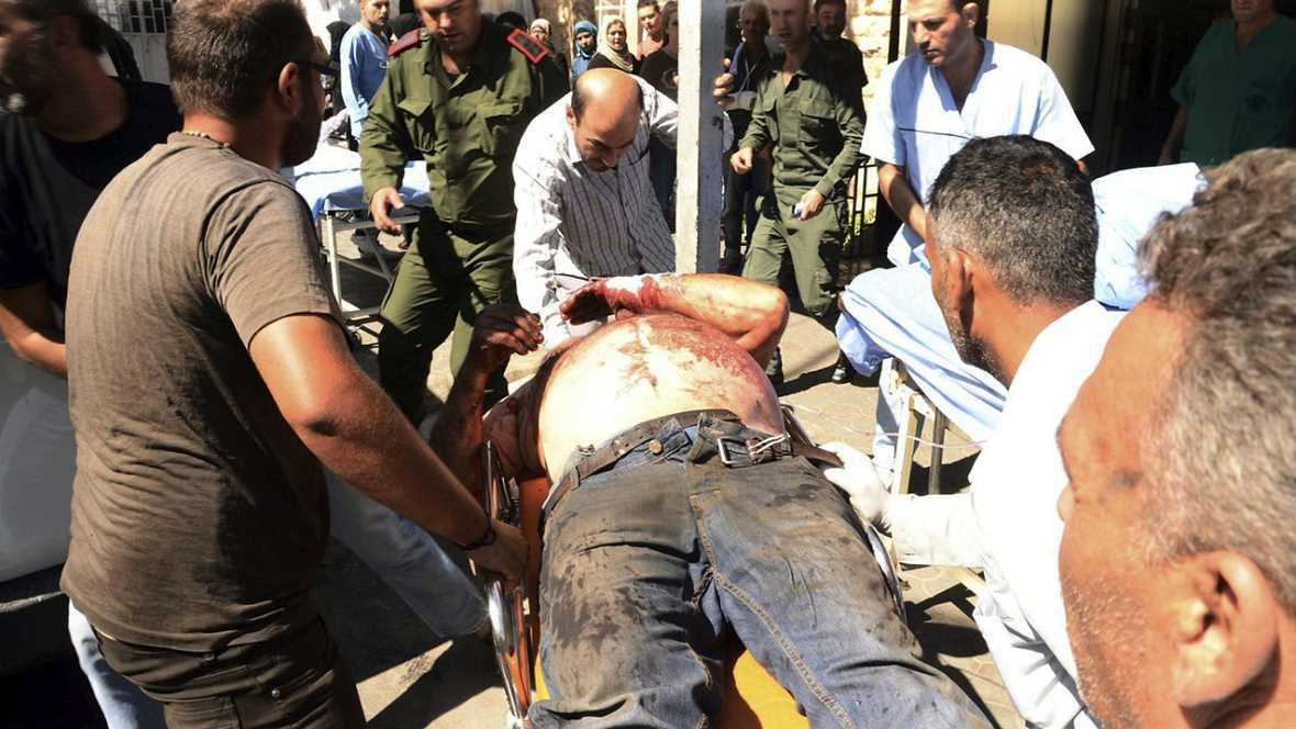 La aviación rusa vuelve a bombardear un hospital en Alepo - Escuchar ahora