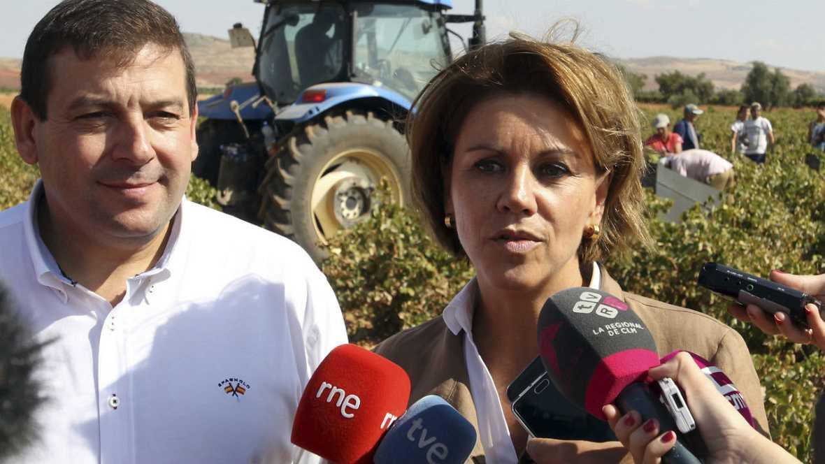 Informativos fin de semana - 20 horas - En el PP hablan de preocupación pero declinan comentarios sobre la situación del PSOE - Escuchar ahora