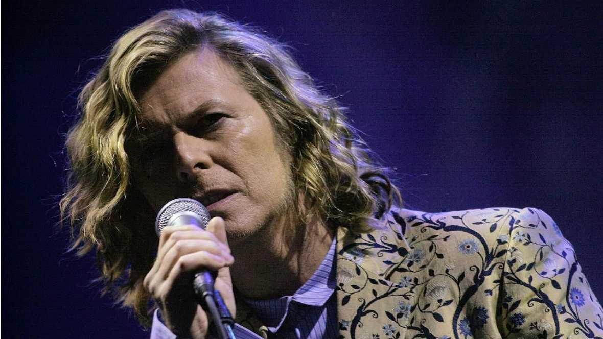 Próxima parada - David Bowie está presente en esta sesión - 19/10/16 - Escuchar ahora