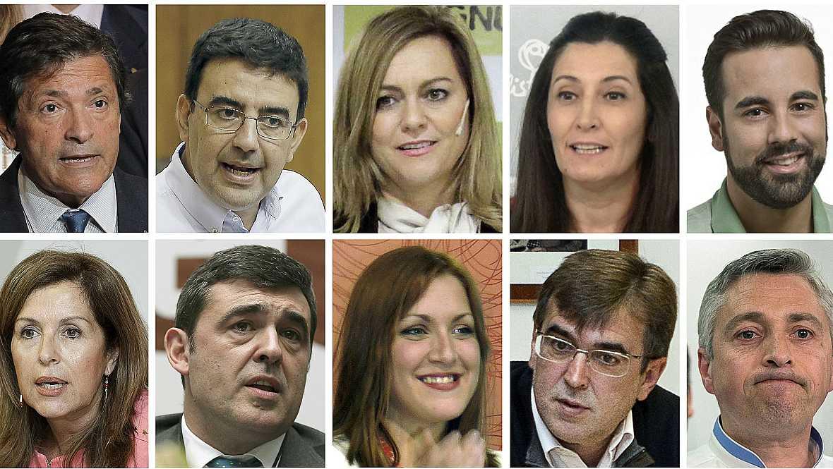 Boletines - Reunión de la gestora del PSOE tras la dimisión de Sánchez - 03/10/16 - Escuchar ahora