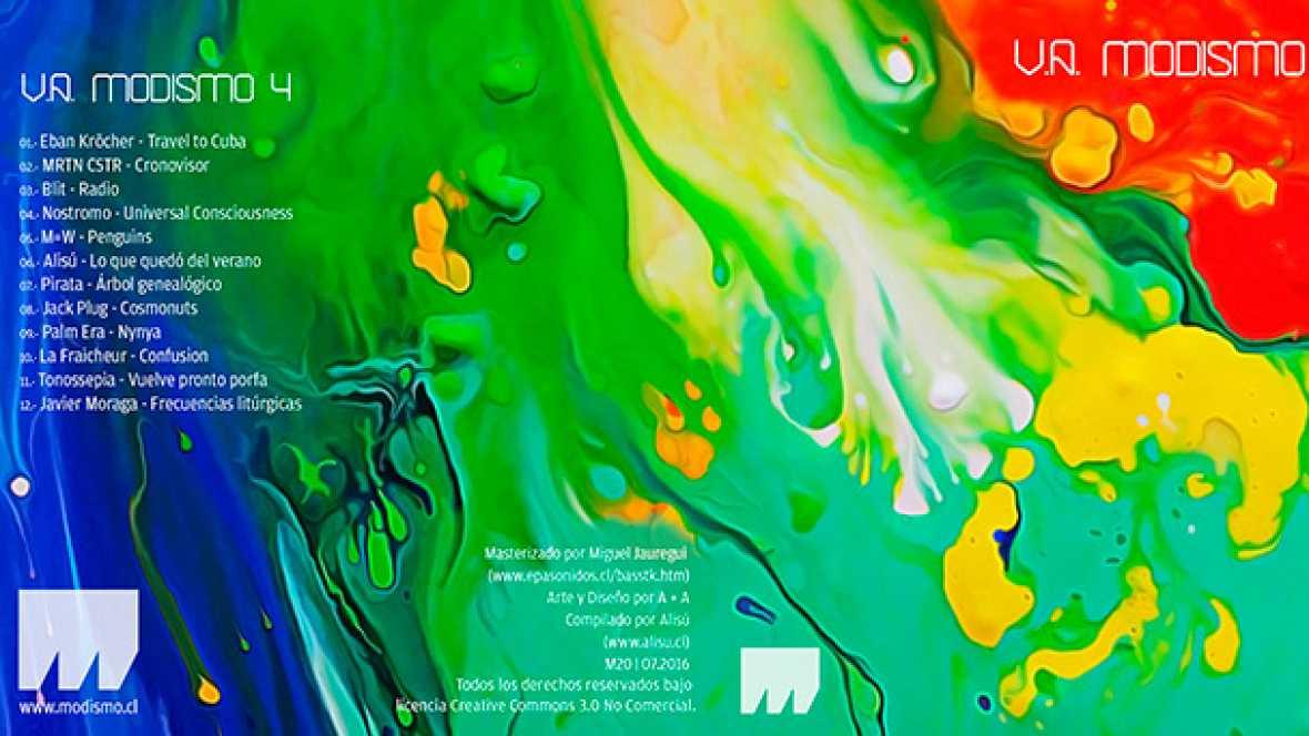 Resonancias - Modismo 4 - 05/10/16 escuchar ahora