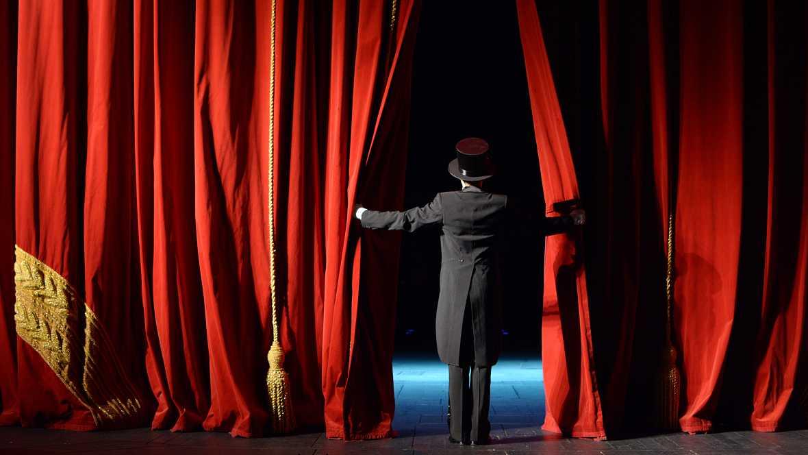 Punto de enlace - Los artistas españoles no pueden vivir de su profesión - 03/10/16 - escuchar ahora