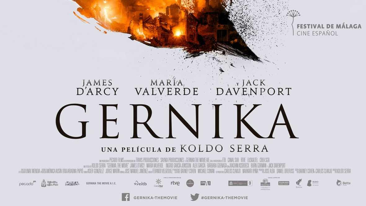 Koldo Serra y María Valverde nos llevan a 'Gernika' - Escuchar ahora