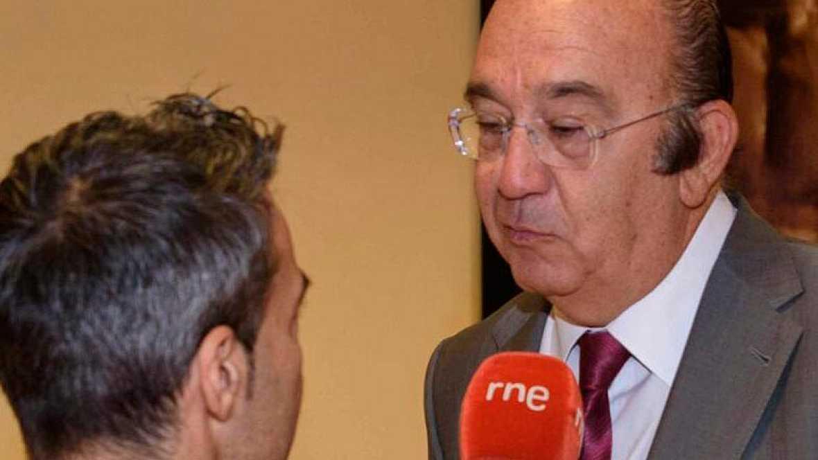 """Miguel Díaz: """"La decisión del Comité de Jugadores sobre el capitán será vinculante"""""""