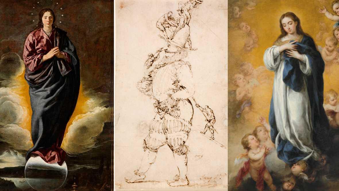 Punto de enlace - Velázquez, Murillo y Ribera protagonistas en Sevilla y Madrid - 04/10/16