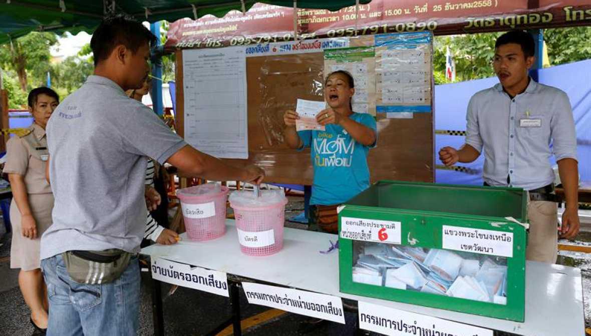 Asia hoy - Tailandia: constitución y elecciones tuteladas - 04/10/16 - escuchar ahora