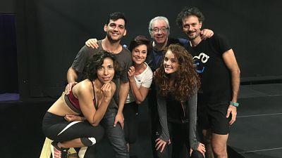La sala - Fran Perea y el otro lado de 'Runners' - 04/10/16 - Escuchar ahora