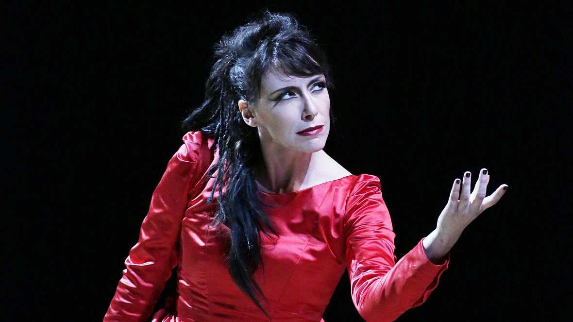 Carmen Romeu en 'La dársena'