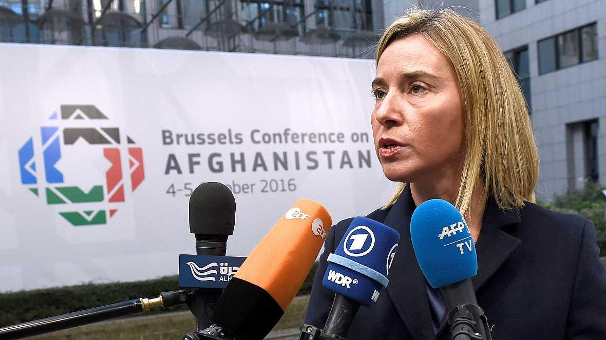 Boletines RNE - La UE enviará una ayuda de 1.200 millones de euros a Afganistán - 05/10/16 - Escuchar ahora
