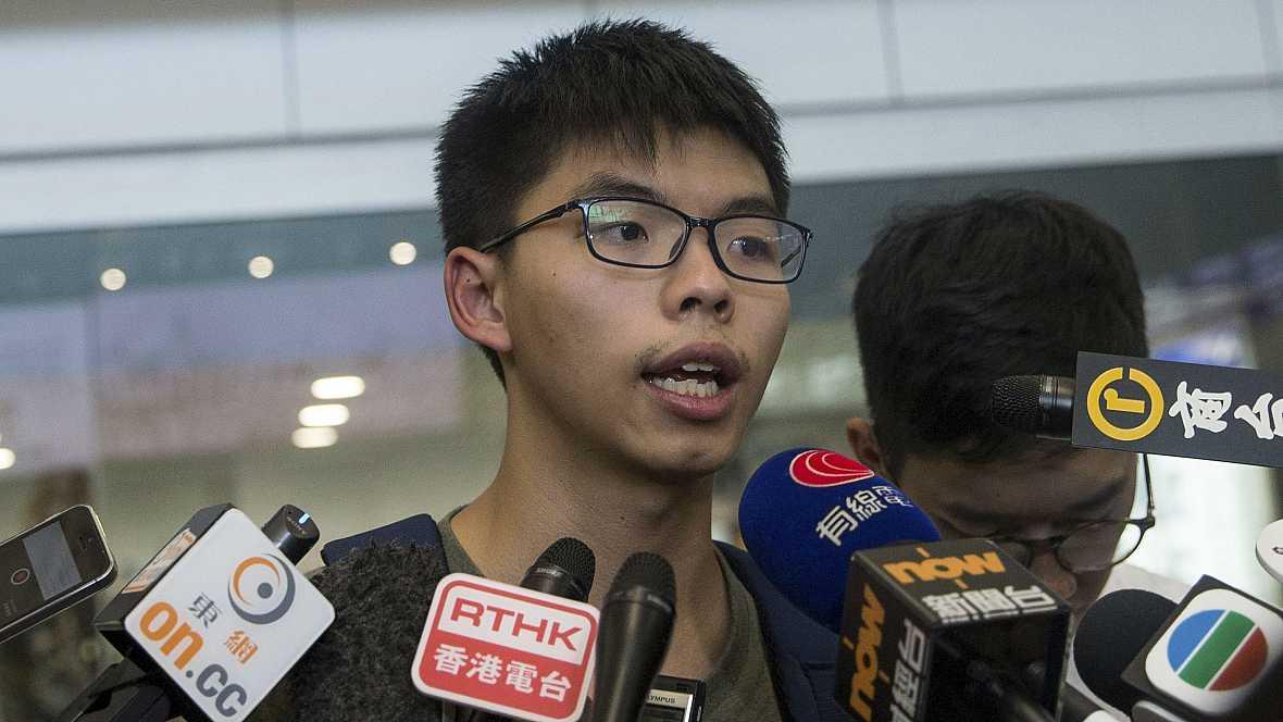 Radio 5 Actualidad - Tailandia deporta al líder de las protestas en Hong Kong - 05/10/16 - Escuchar ahora