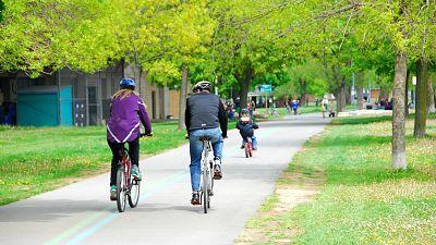 Vida verde - Ciudades en transición con bicicletas - 06/10/16 - escuchar ahora