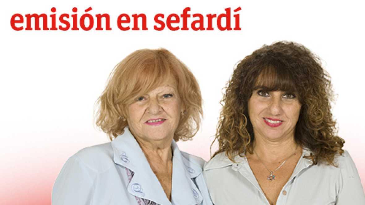 Emisión en sefardí - Poesía sefardí contemporánea - 06/10/16 - escuchar ahora