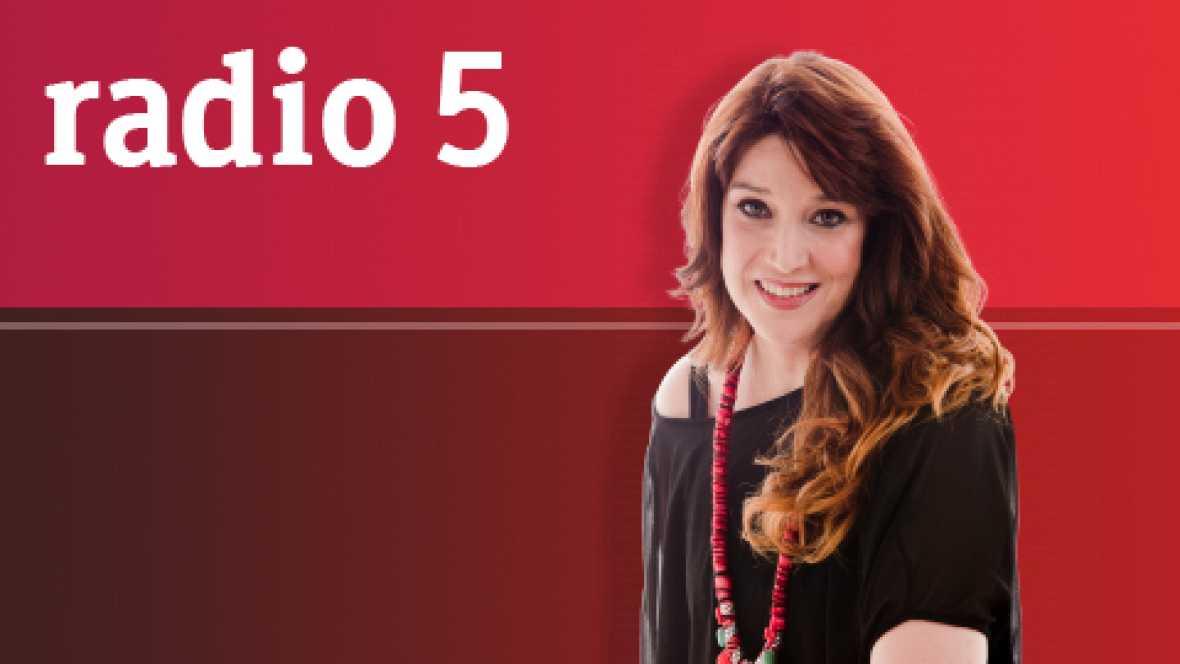 España.com en Radio 5 - 'Cartas de amor' - 06/10/16 - Escuchar ahora