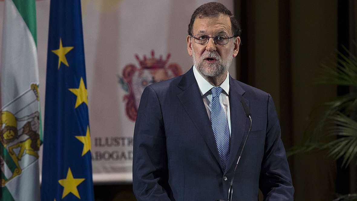 Boletines RNE - Rajoy asegura que no pondrá ninguna condición al PSOE - Escuchar ahora