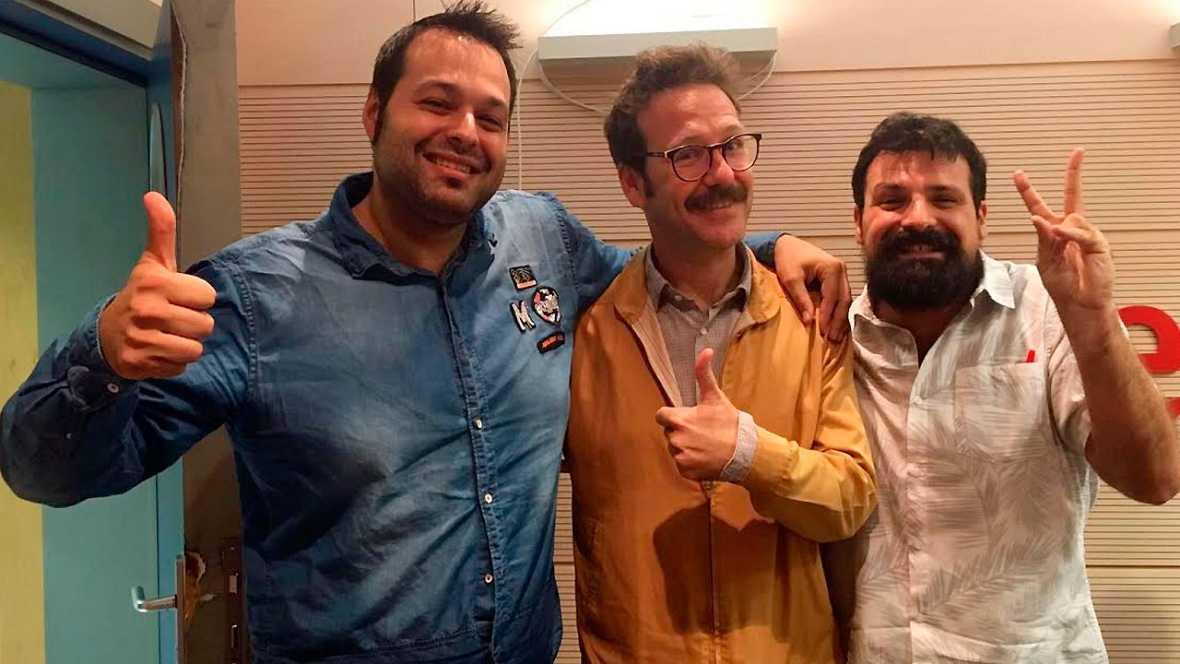 Hoy Empieza Todo con Ángel Carmona - Joaquín Reyes: el oyente partido - 06/10/16