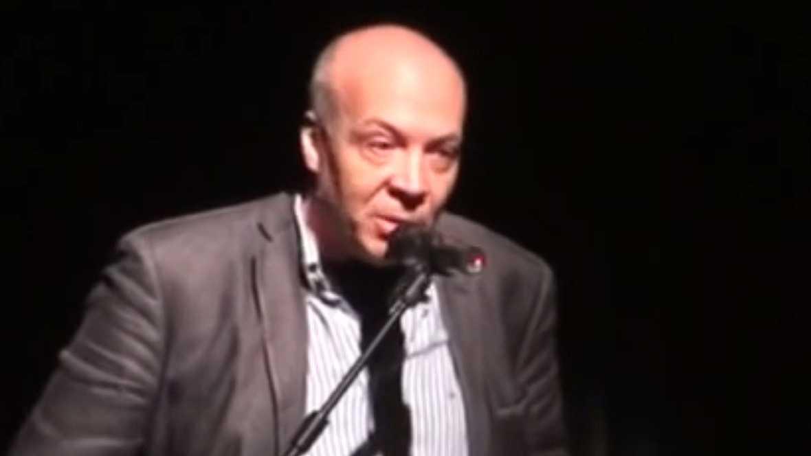 Artesfera - Santiago Gómez Valverde presenta 'La palabra y el tiempo III' - 06/10/16 - Escuchar ahora