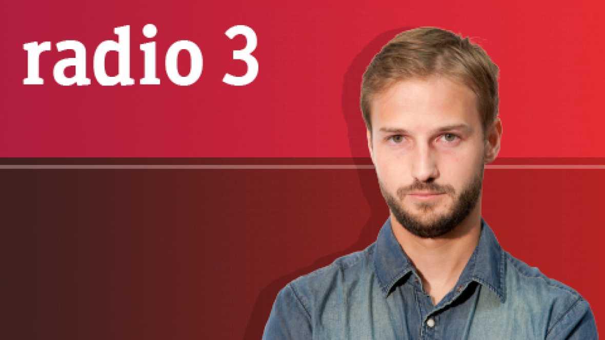 Turbo 3 - Jamie Lidell y Nine Inch Nails - 06/10/16 - escuchar ahora