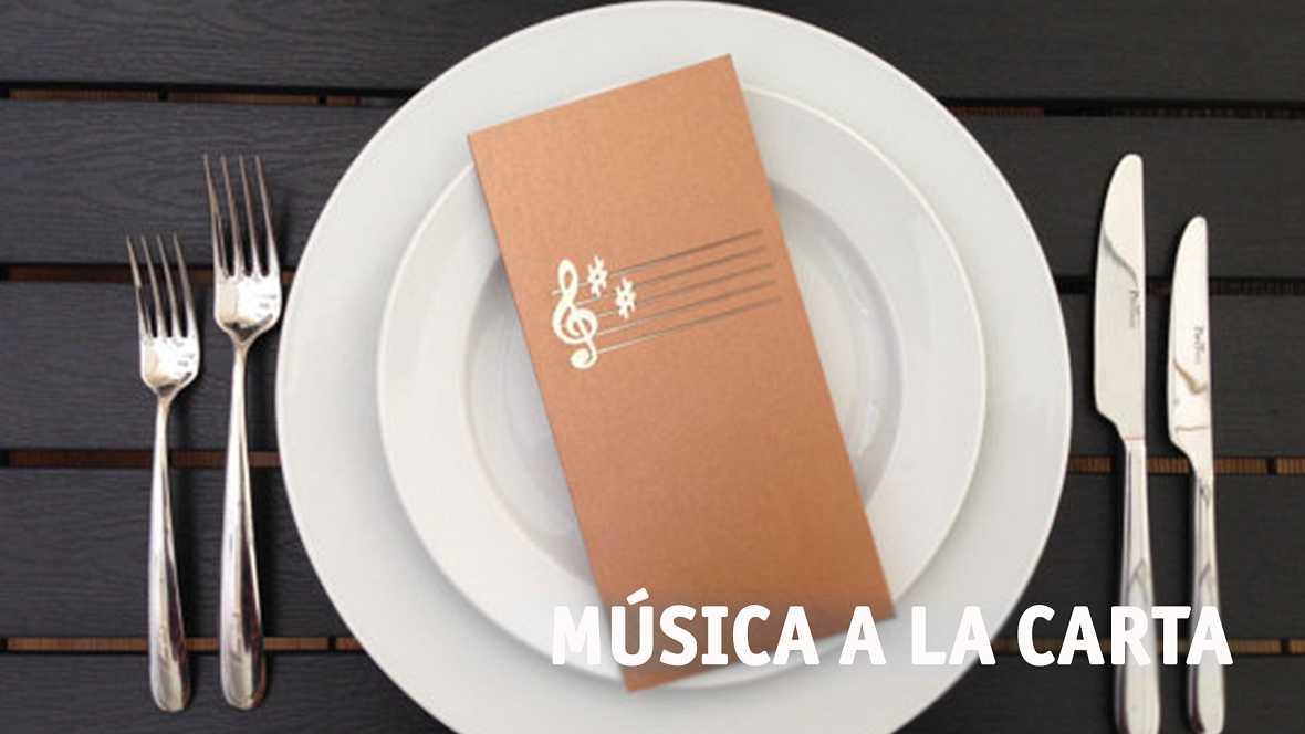 Música a la carta - 07/10/16 - escuchar ahora