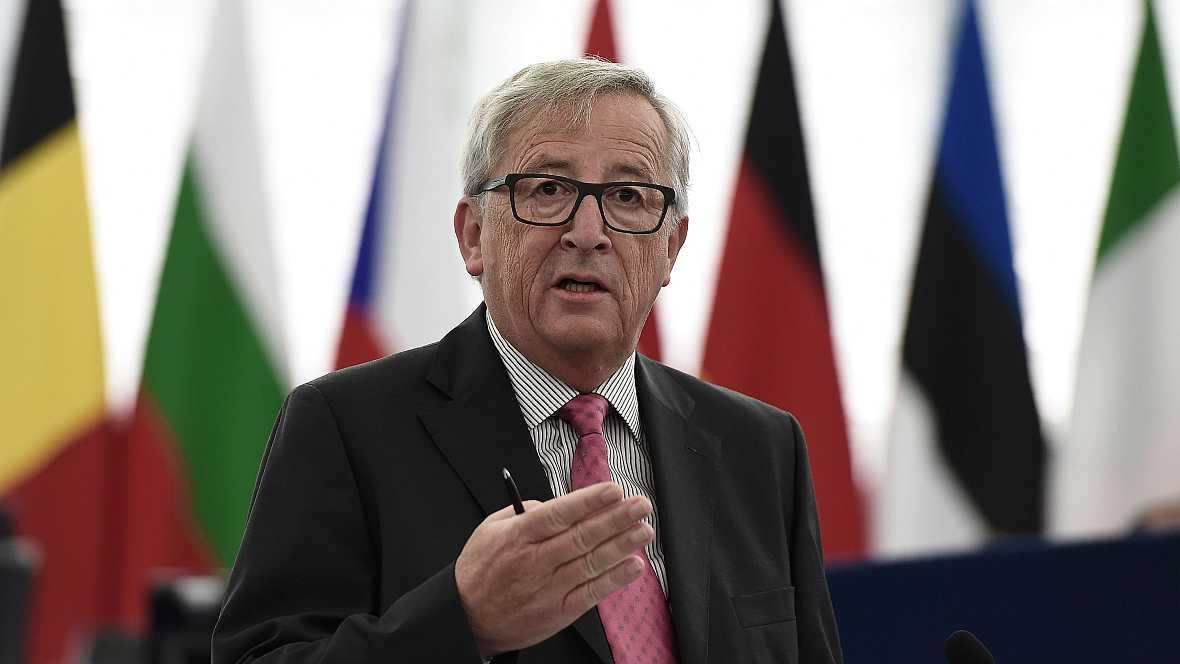 Radio 5 Actualidad - Juncker pide a los 28 ser intransigentes en las negociaciones con el Reino Unido - 07/10/16 - Escuchar ahora