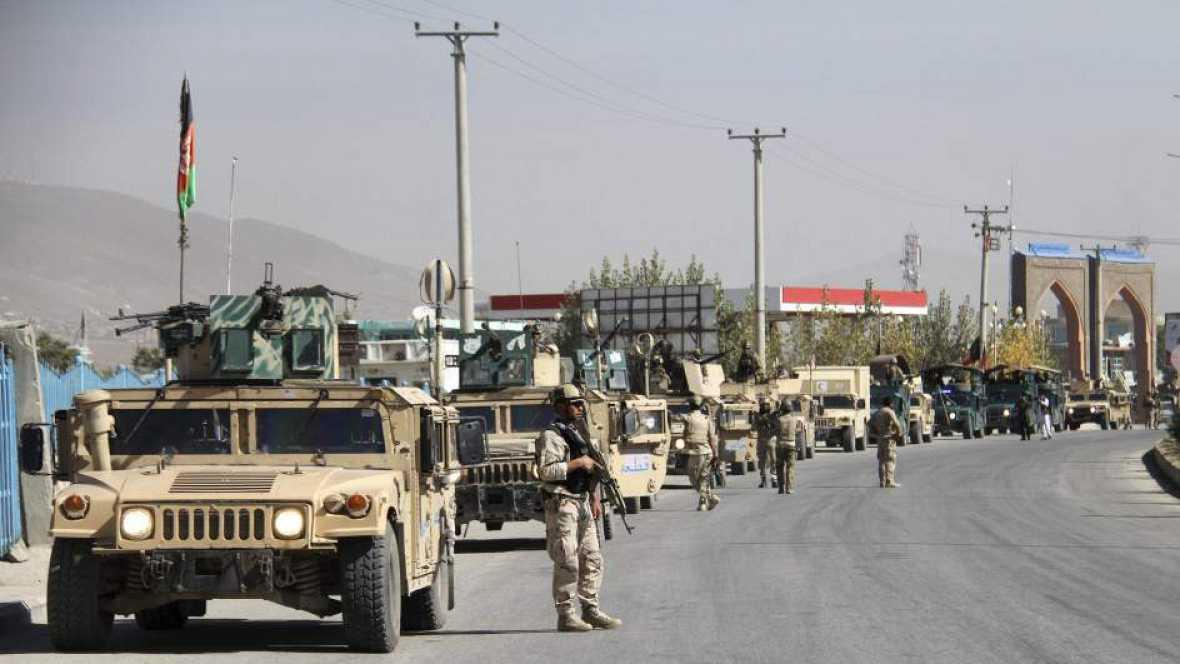 Asia hoy - Afganistán 15 años después - 07/10/16 - escuchar ahora