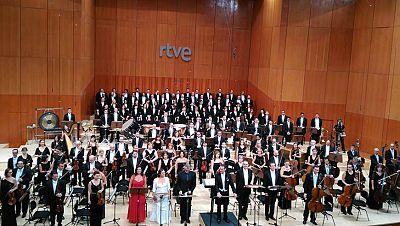 Fila cero - Orquesta Sinfónica y Coro de RTVE - 07/10/16 - escuchar ahora