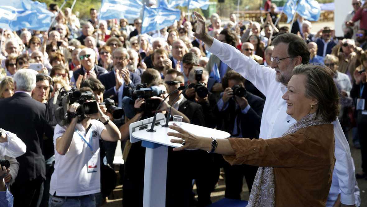 Boletines RNE - Rajoy se propone ganarse la gobernabilidad día a día - Escuchar ahora