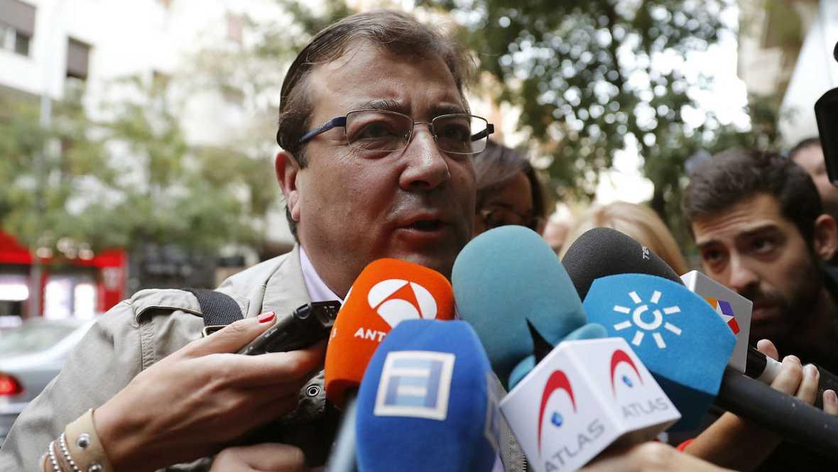 El PSOE entre la abstención y las terceras elecciones - Escuchar ahora