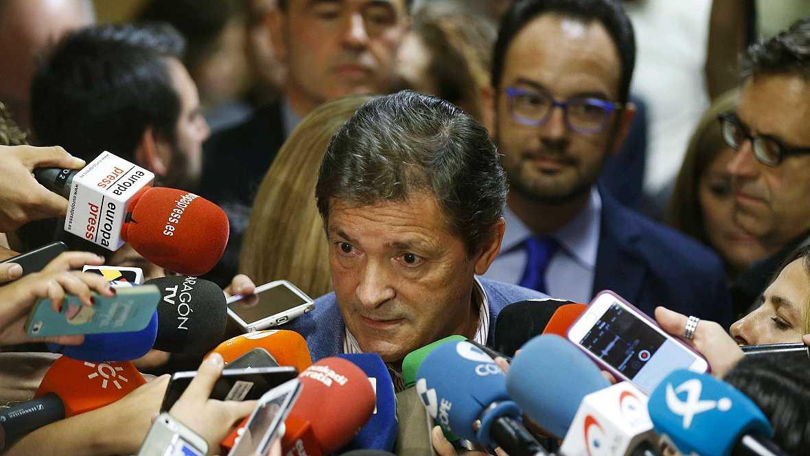 Las mañanas de RNE - Nueva reunión de la gestora del PSOE para decidir su voto - Escuchar ahora