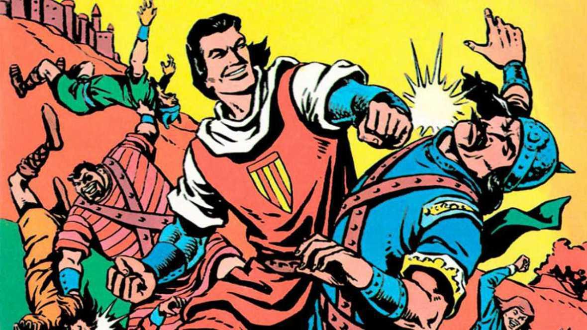 Radio 5 Actualidad - El Capitán Trueno, homenaje al héroe del cómic español - 10/10/16 - Escuchar ahora