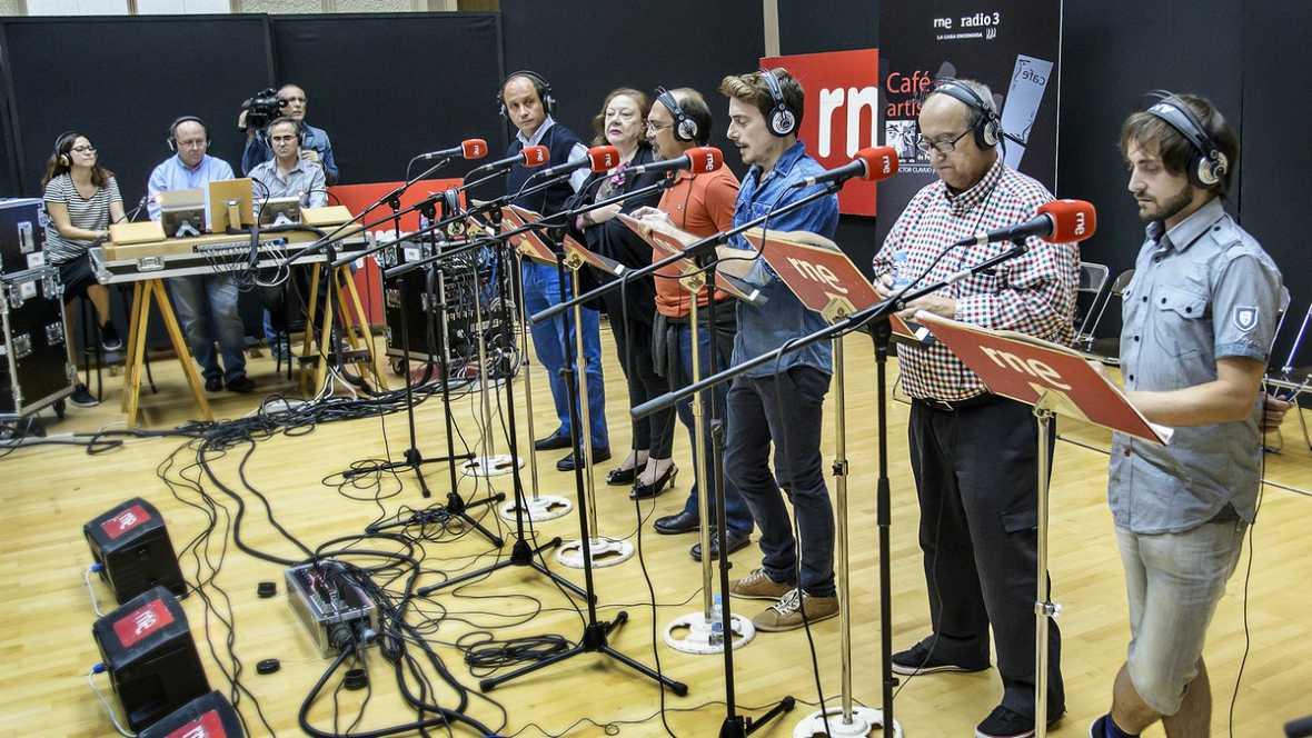 Amigos de Radio Exterior de España - Cuando la radio supera la ficción - 10/10/16 - escuchar ahora