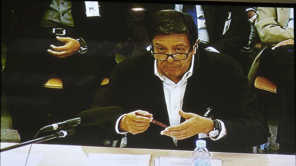 Diario de las 2 - Enrique de la Torre niega que diera instrucciones sobre las black - Escuchar ahora
