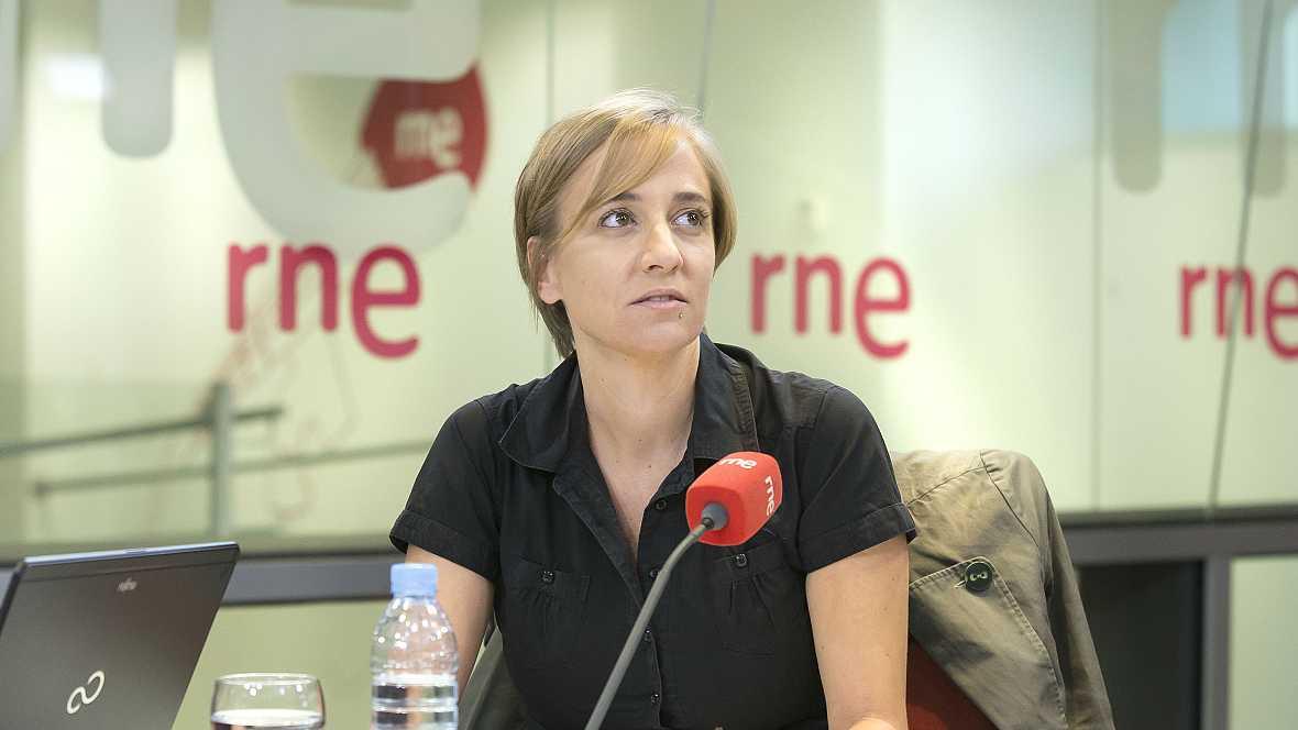 """Las mañanas de RNE - Tania Sánchez (Unidos Podemos): """"Todo apunta a la abstención del PSOE"""" - Escuchar ahora"""