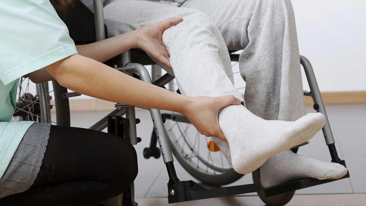España.com en REE - Fisioterapia en caso de ictus - escuchar ahora