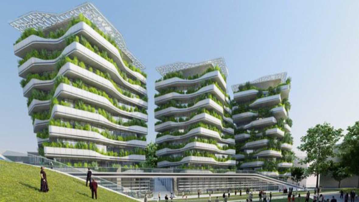 Sostenible y renovable - ¿Es posible un edificio que no consume energía ? - 11/10/16 - Escuchar ahora