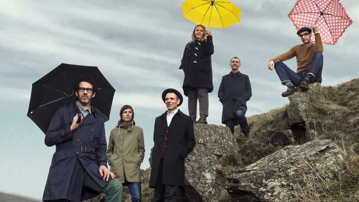 Metrópolis Sonoras - Glasgow de catálogo - Escuchar ahora