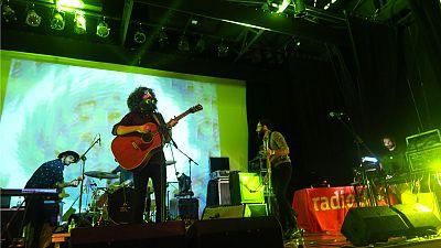 �ngel Stanich en la Fiesta Radio 3 UJI - 11/10/16 - Escuchar ahora